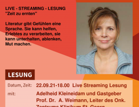 DLL Live Streaming Lesung